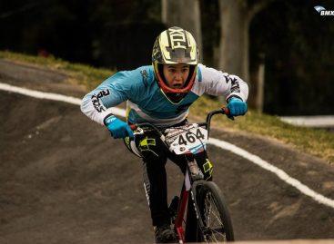 El riojano Gianni Daddona, campeón Panamericano de BMX