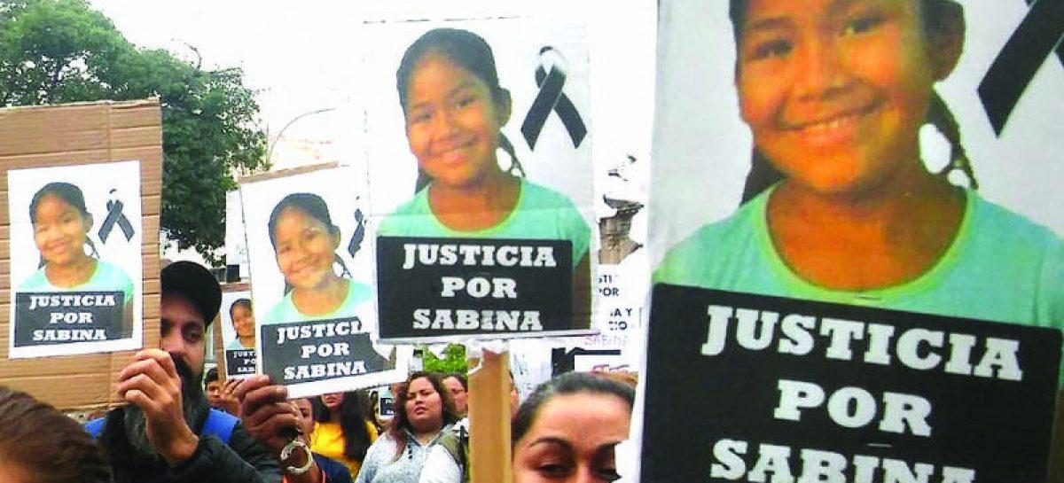 El crimen de Sabina. Hay un nuevo detenido y ya suman cuatro