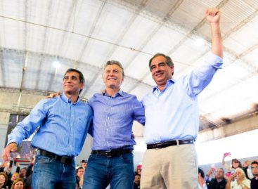 Paredes Urquiza rompió con Mauricio Macri y Julio Martínez