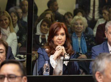 Cristina K enfrentó su primer día de juicio oral