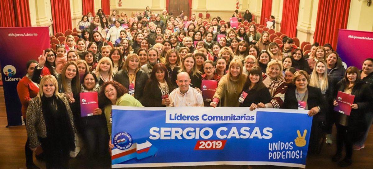 """Tere Madera: """"Sergio Casas es el gran elector del PJ"""" en 2019"""