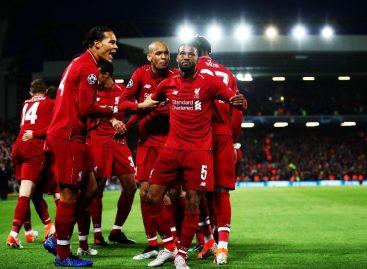 Champions.Liverpool dio el batacazo y eliminó al Barcelona