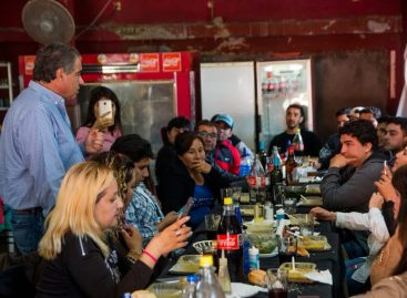 Martínez negó ser el candidato de Macri en La Rioja
