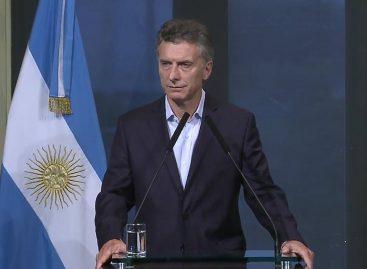 """MACRI SOBRE EL ATAQUE A OLIVARES: """"ESTAMOS CONMOVIDOS"""""""