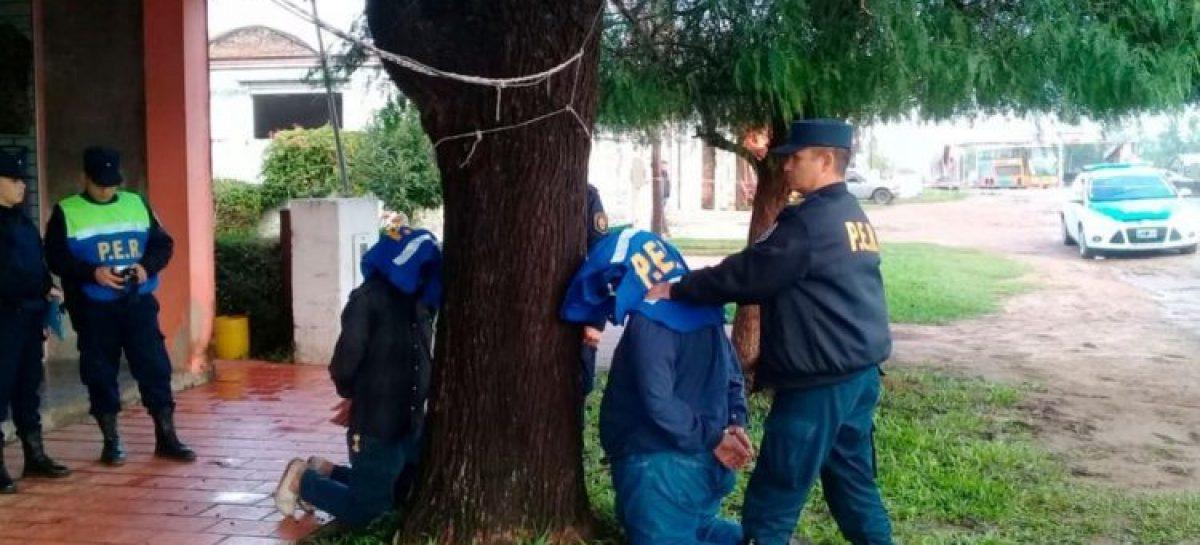 Detuvieron al principal sospechoso del ataque a Olivares y Yadón