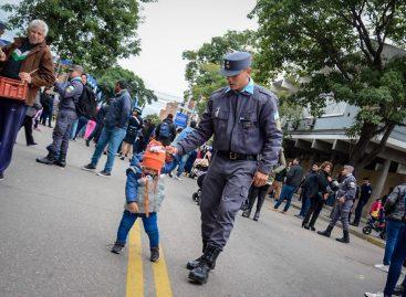 $70 millones para equipar la policía provincial