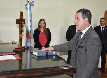 Gastón Mercado Luna se integró al Tribunal Superior de Justicia