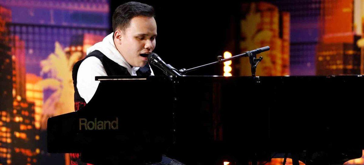 La audición de America's Got Talent que tiene a todo internet llorando