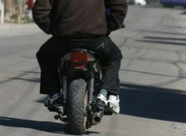 Otro brutal ataque motochorro. Intento de robo a una niña y tiros al aire