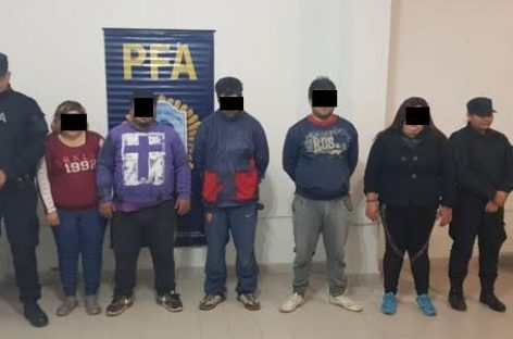 Incautan más de 700 dosis de marihuana y cocaína en un 'kiosco' de drogas