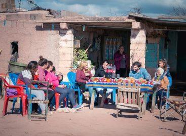 Desarrollo Social llegando a los parajes riojanos más recónditos