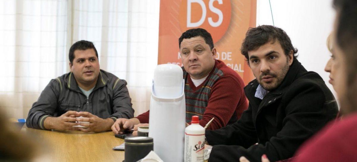 Desarrollo Social descentraliza atención y desembarca en los barrios