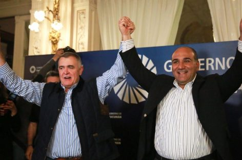 El PJ y aliados ganaron tres gobernaciones, Cambiemos una