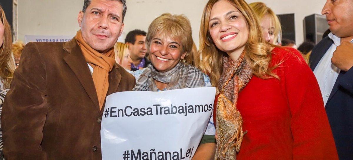 Casas y Madera se sumaron al reclamo de Amas de Casa