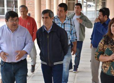 La gestión Paredes Urquiza en su momento más crítico