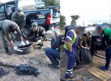 Incauta 9 kilos de marihuana en Talamuyuna: cuatro detenidos