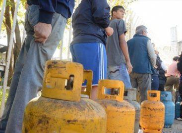 La garrafa de gas aumentó por cuarta vez en el año