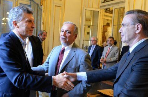Presidenciales. Macri confirmó a Pichetto como su compañero de fórmula