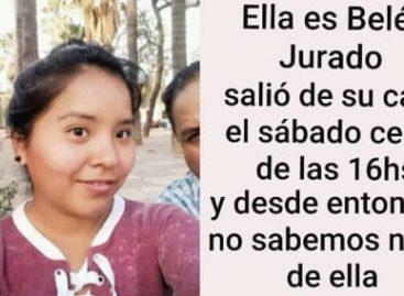 La joven que estaba desaparecida estaba detenida acusada de robo