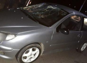 Atropellaron y fracturaron a un policía para evitar un control vial