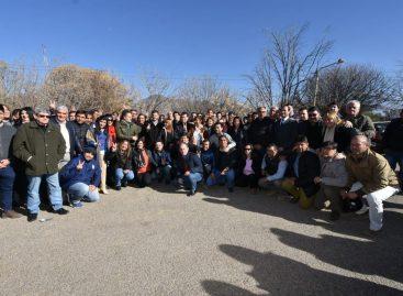 El PJ Chilecito se encolumnó tras la candidatura de Sergio Casas