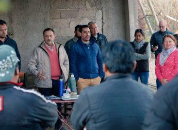 «Tenemos propuestas para todos los flagelos de La Rioja»