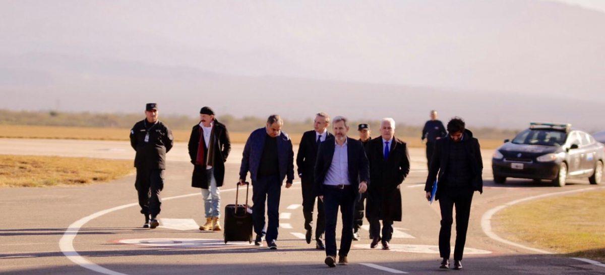 Juntos por La Rioja. Yoma propone una interna Martínez – Paredes