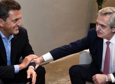 Alberto Fernández y Sergio Massa cerraron acuerdo electoral: 'Frente Todos'