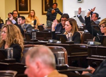 La Legislatura adhirió a la Ley de Víctimas del Delito