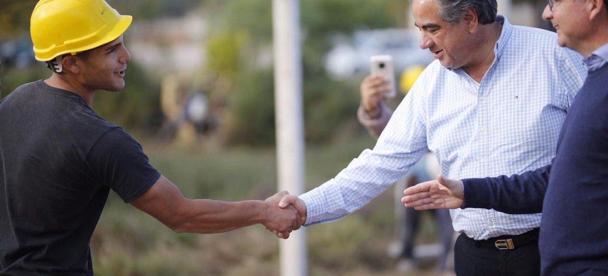Martínez le pidió a Paredes Urquiza no romper el frente opositor