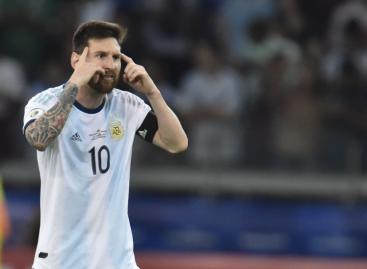 Argentina no pudo con Paraguay y debe vencer a Qatar