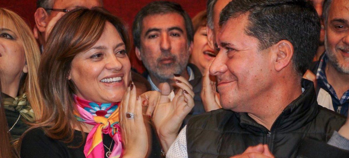 Sergio Casas y Tere Madera, los últimos peronistas en vencer a Julio Martínez