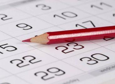 El mes de junio llega con dos feriados en la misma semana