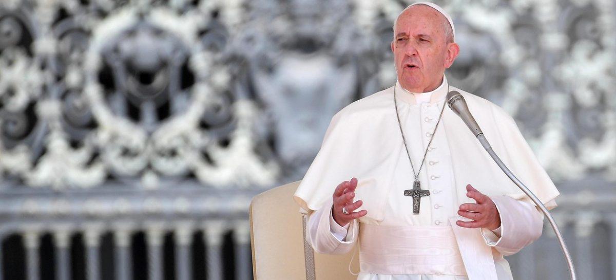 """El Papa cuestionó el uso """"arbitrario"""" de la prisión preventiva contra políticos"""