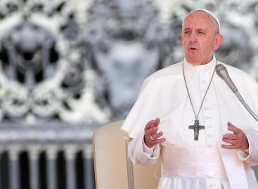 Histórico. El Papa Francisco modificó el 'Padre Nuestro'