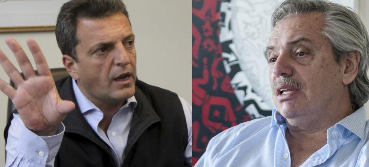 Massa renunció a su candidatura a presidente para fortalecer el Frente con Todos