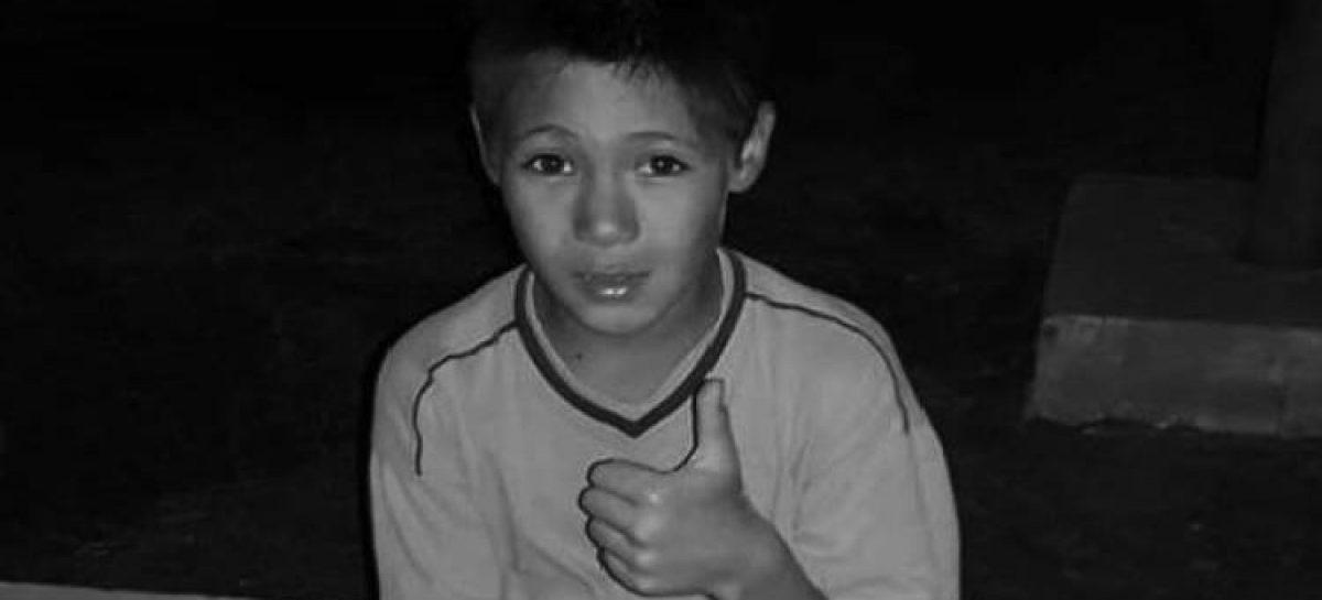 Afirman que niño de 11 años no se suicidó sino que fue asesinado