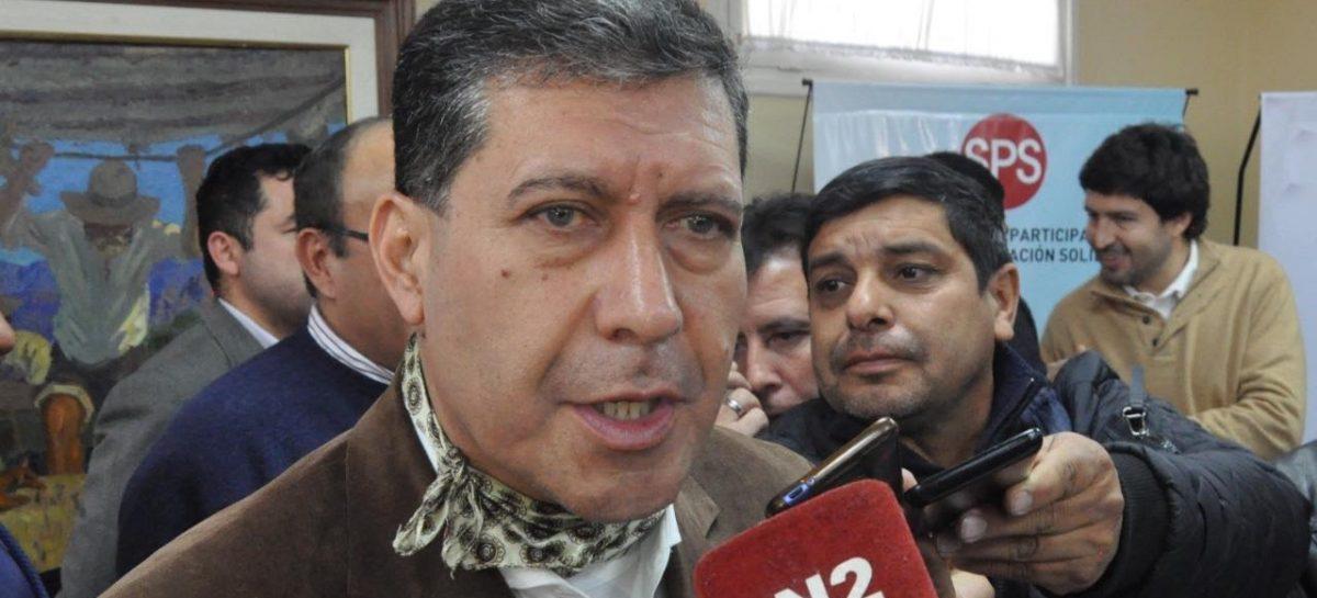 "PJ. Casas no descartó una ""interna"" para elegir el candidato a gobernador/a"