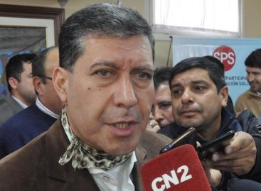 PJ. Casas no descartó una «interna» para elegir el candidato a gobernador/a