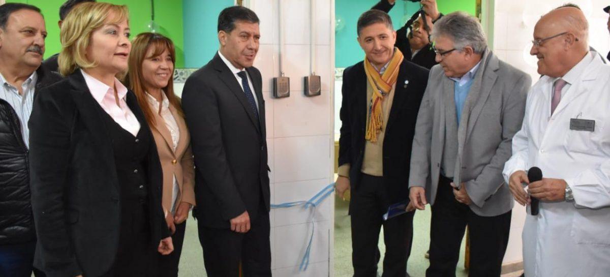 Casas puso primera en su campaña como candidato a diputado nacional