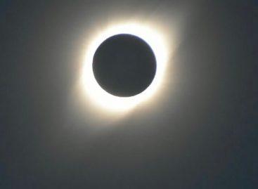 Eclipse Solar. La Rioja vivió un momento histórico con Mascasín como epicentro