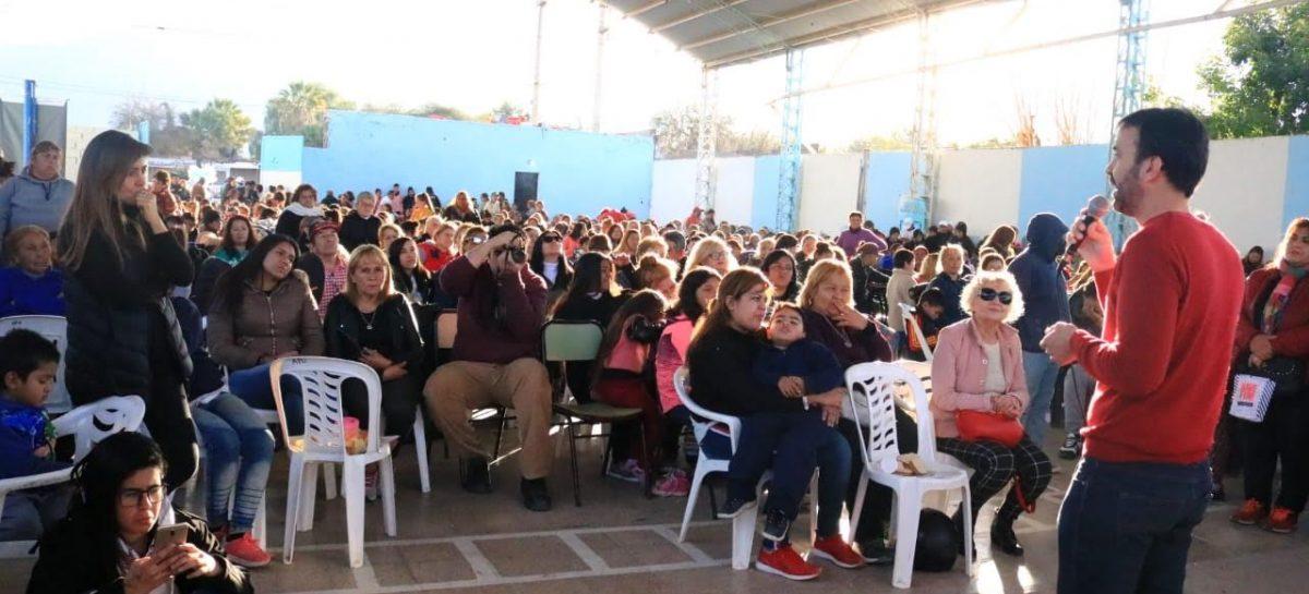"""Felipe Alvarez convocó a los riojanos a """"hacer historia"""""""