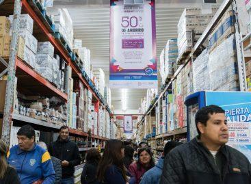 Banco Rioja y otro jueves con 50% de descuento en supermercados