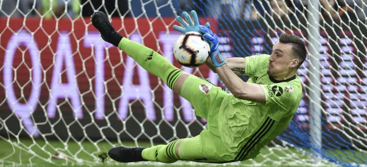 De la mano de Armani, River se metió en cuartos de la Libertadores