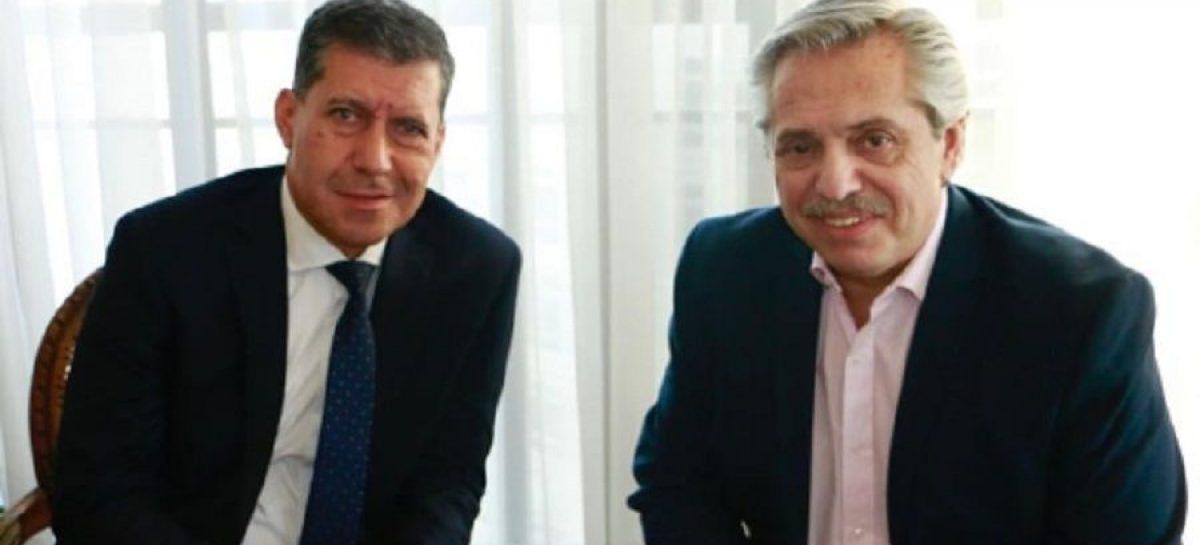 Alberto Fernandez visita el martes La Rioja de la mano de Sergio Casas
