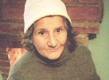 Fue hallada con vida la abuela de 80 años que estaba desaparecida
