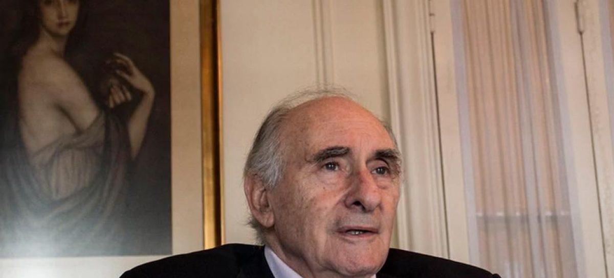 Murió el ex presidente Fernando de la Rúa a los 81 años