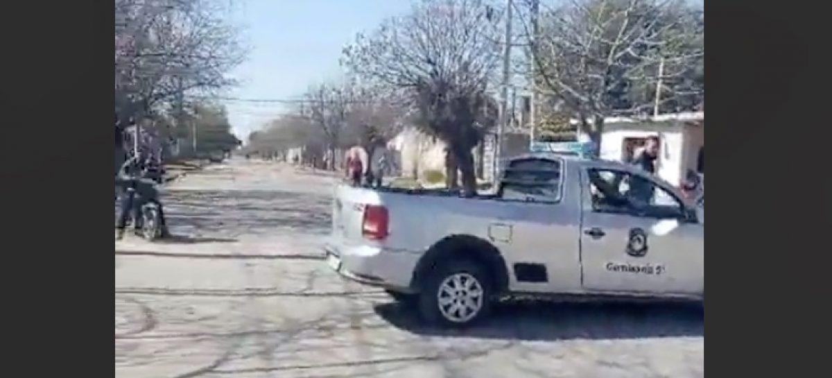 Capital. Dispararon desde una moto e hirieron a un joven