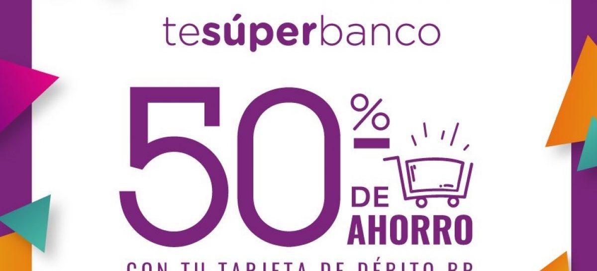 Cómo comprar con 50% de descuento en supermercados riojanos
