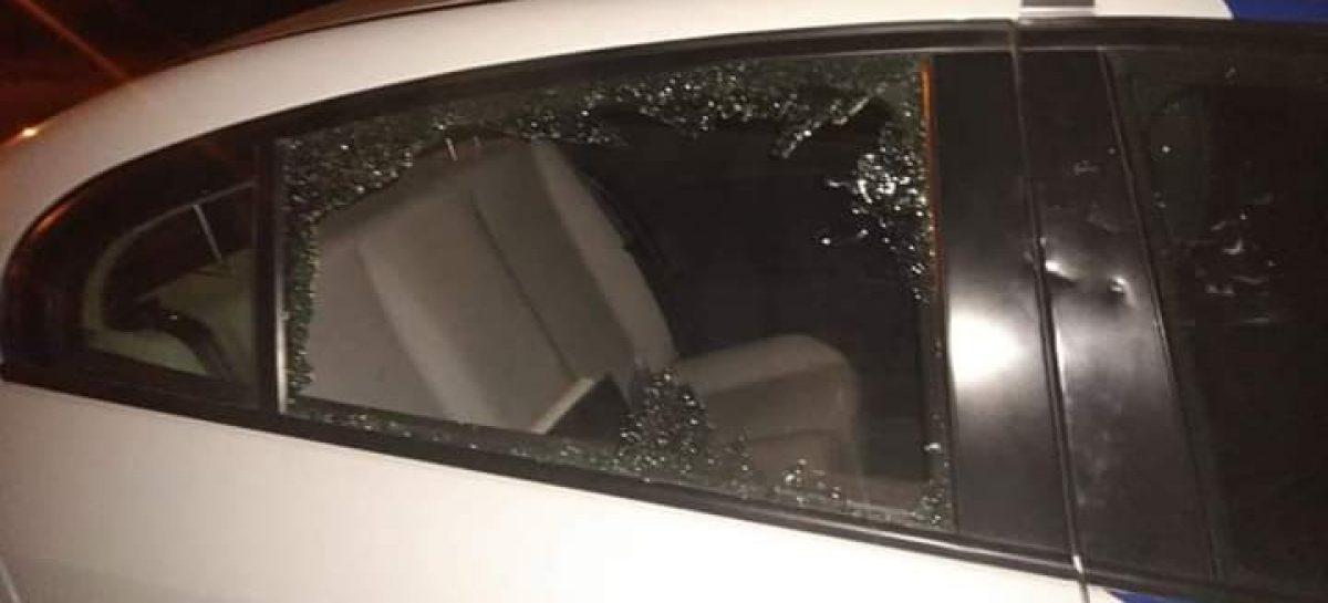Disparan contra policías en puesto caminero de Talamuyuna